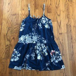 Anthropologie Eloise Floral Print Dress w/ Pockets